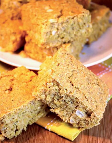 Как приготовить кукурузный хлеб