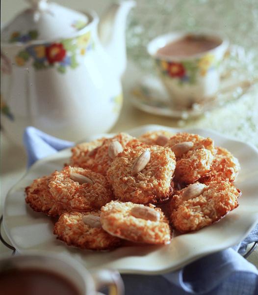 Вкусное и быстрое печенье