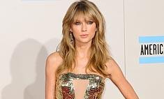 Тейлор Свифт стала артистом года на American Music Awards