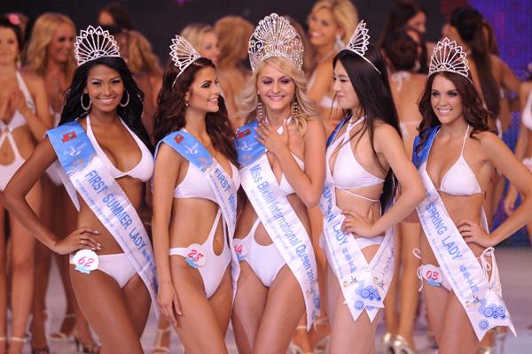 Конкурс Мисс мира 2014, 2015