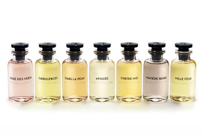 Louis Vuitton выпустит коллекцию ароматов