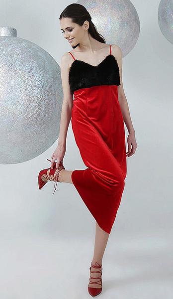 Платье-комбинация LN Family, фото