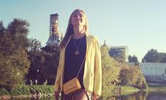 Татьяна Навка впервые показала свое фото после родов