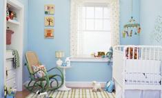 Интерьер детской комнаты: оригинальные идеи