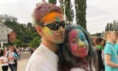Фестиваль красок в Воронеже: радуга фотографий