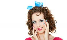 Кукольный макияж – отличная возможность выделиться!
