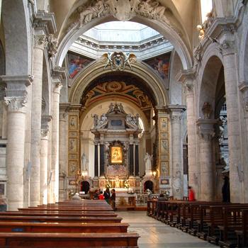 Церковь Санта-Мария дель Пополо
