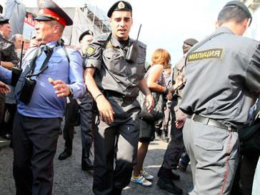 Госдума приняла закон «О полиции»