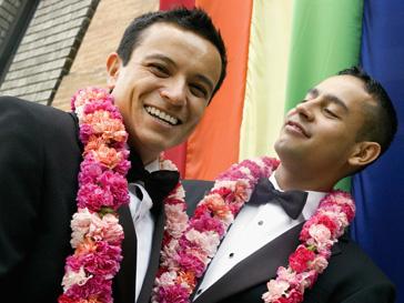 Однополые пары считают квартал Кастро родным домом