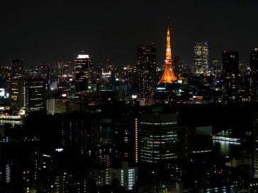 «Небесное дерево» - одна из достопримечательностей Токио