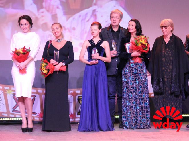 Мария Берсенева, Анна Крутова, Катерина Шпица, Александр и Екатерина Стриженовы, Екатерина Васильева