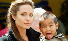 Старший сын Джоли заменил Брэда Питта