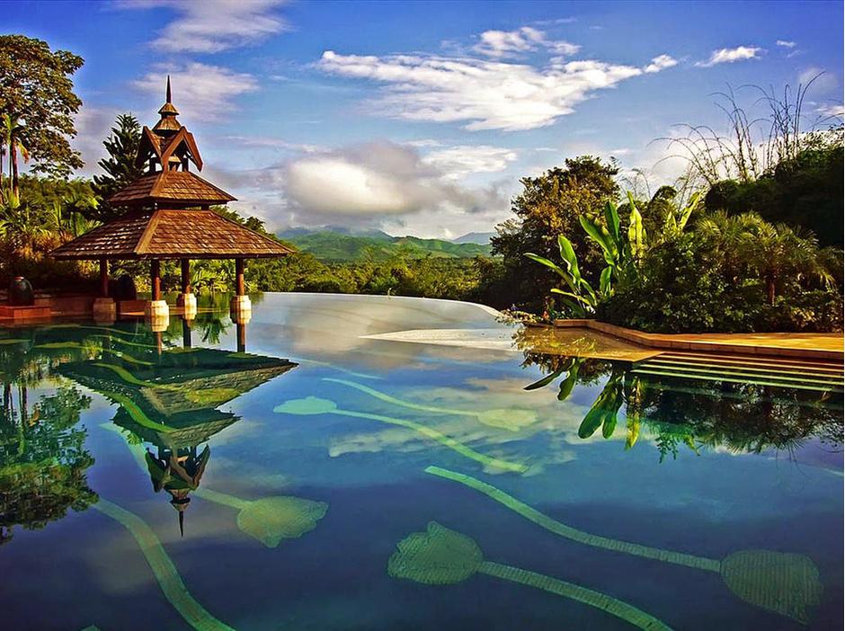 Anantara Golden Triangle Elephant Camp & Resort, Таиланд