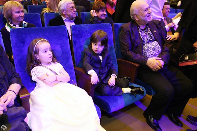 Дети Киркорова фото