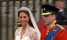 Принц Уильям и Кейт Миддлтон стали мужем и женой