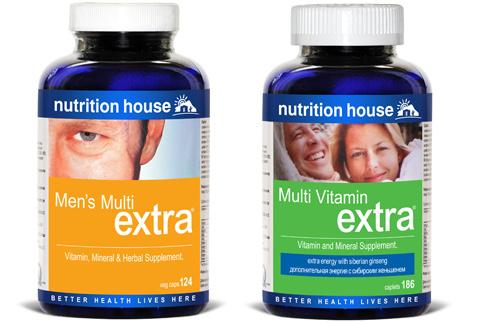 Мульти Витамин