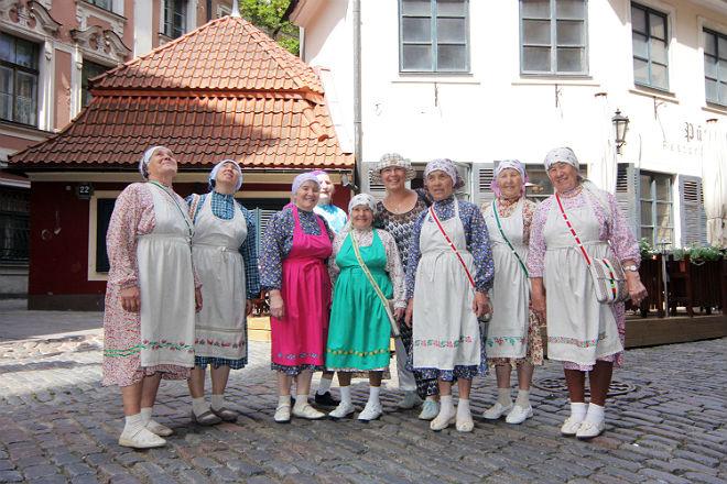 Песни «Бурановских бабушек»