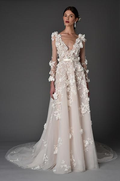 Лучшие коллекции Недели свадебной моды   галерея [1] фото [1]
