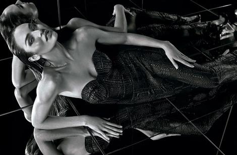 Кэндис Свейнпол снялась в новой рекламной кампании Osmoze   галерея [1] фото [10]
