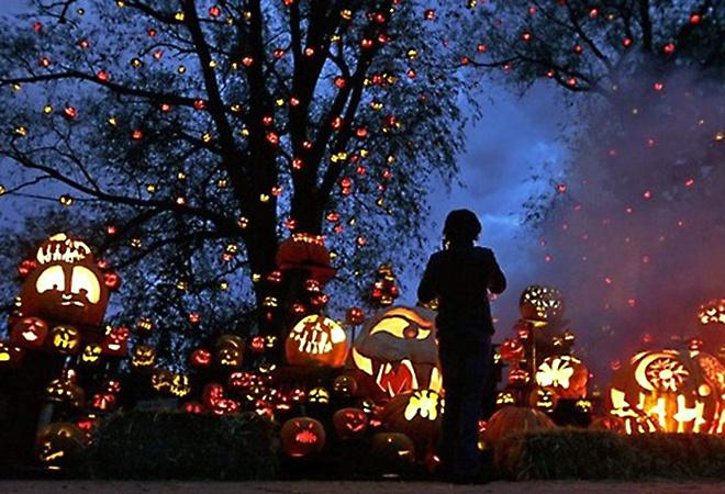 Куда сходить на Хеллоуин в Санкт-Петербурге 2015 бесплатно