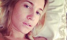 Юлия Ковальчук показала свое фото без макияжа