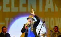 Двойник Адриано Челентано признался красноярцам в любви