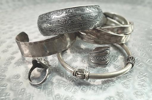 Что такое родированное серебро