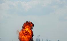 Бомбу взорвали рядом с милицейским патрулем в Дагестане