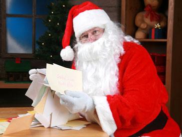 Дед Мороз поздравит россиян