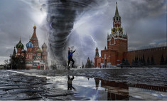 синоптики рассказали россии ближайшее время возникнуть торнадо