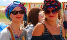 Как одеться на летний фестиваль