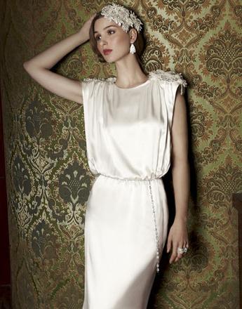 Свадебное платье Alan Hannah 2013