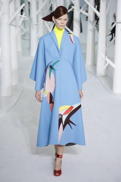 Неделя моды в Нью-Йорке: 18 февраля   галерея [2] фото [4]