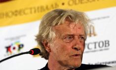 Жерар Депардье не открыл Одесский кинофестиваль