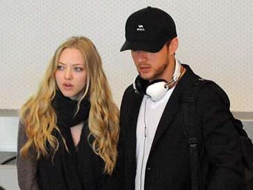 Райан Филипп (Ryan Phillippe) и Аманда Сейфрид (Amanda Seyfried) в Париже