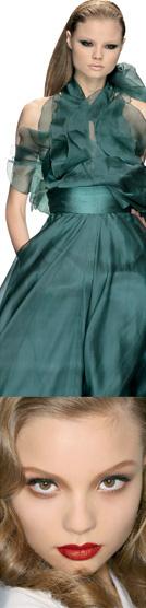 Полька МАГДАЛЕНА ФРАКОВЯК внешне немного напоминает модель Джемму Уорд.