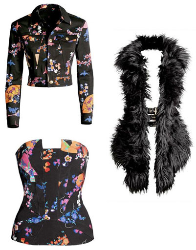 Капсульная коллекция Versace for H&M