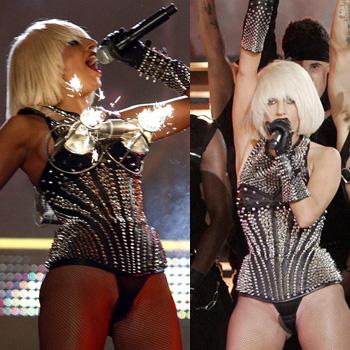 Выступление Lady GaGa