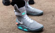 Кроссовки из «Назад в будущее – 2» появятся в 2015 году