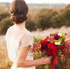 Крестьянка или королева вечеринок: 4 идеи для свадьбы