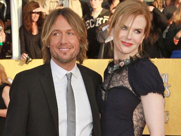Николь Кидман (Nikole Kidman) и Кейт Урбан (Keith Urban) стали родителями