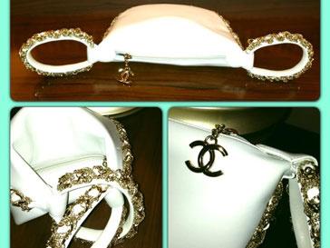 Сумка Chanel - новое приобретение Виктории Лопыревой