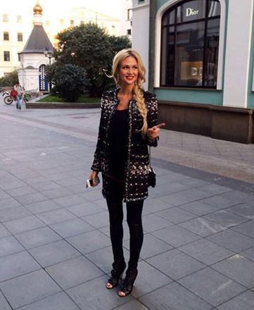 Модная осень 2014: что стильно, модно, в тренде осенью 2014, звездный стиль