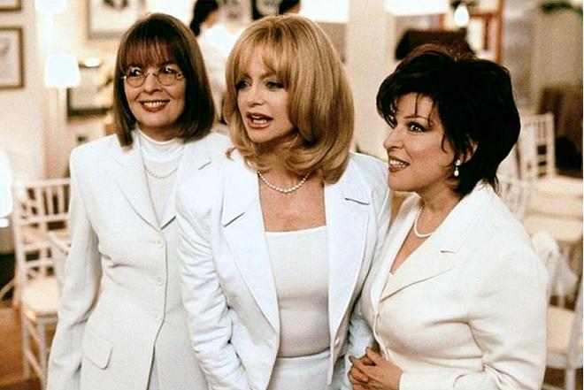 Лучшие драмы, триллеры, мелодрамы о любви до слез зарубежные: Клуб первых жен 1996 год