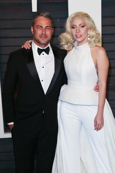 Леди Гага призналась в любви бойфренду