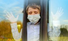 детей четырех странах выявлен респираторный вирус