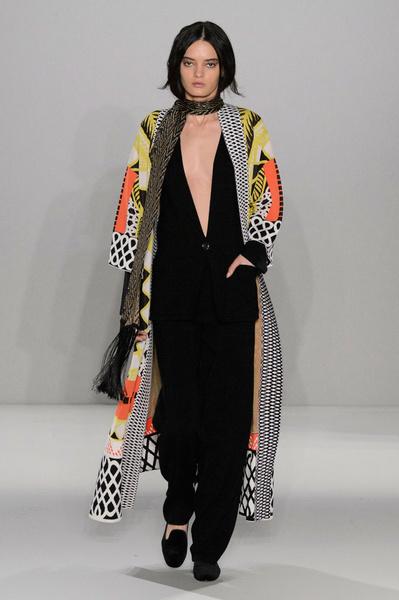 Неделя моды в Лондоне: 22 февраля   галерея [2] фото [17]