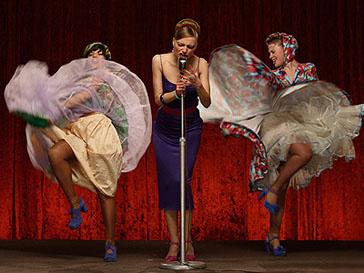 Фильм «Стиляги» вышел в прокат в 2008 году