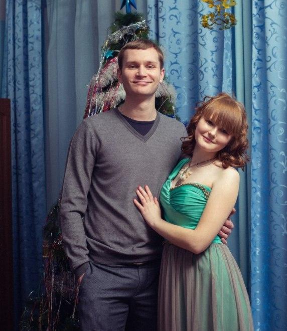Николай Наумов и его счастливая поклонница