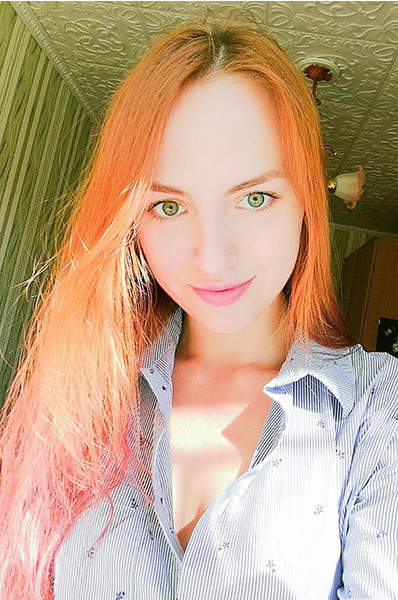 Секс с рыженькой девочкой